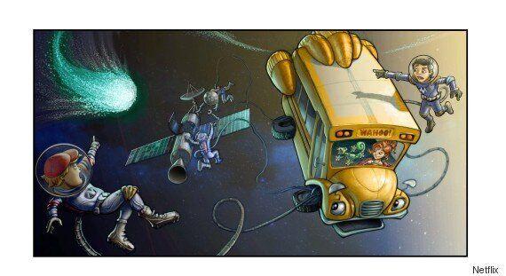 Magic School Bus Reboot Finds Its Ms.