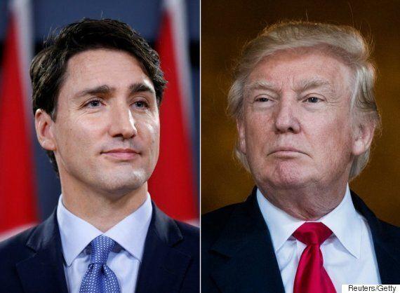 Trudeau, Trump To Meet In Washington Next Week: