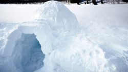 Boy Dies After Being Trapped In Collapsed Snow