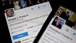 Trump's Tweets No Help To Twitter As Stock