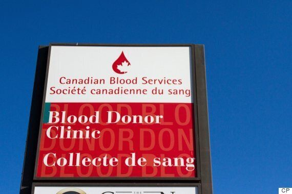 Canadian Blood Services Struggling For Donors After New Iron