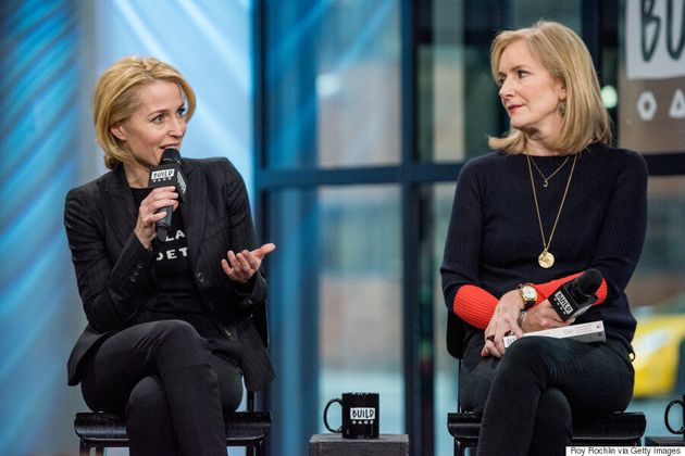 Gillian Anderson Wants Us To Talk About Menopause 'Without