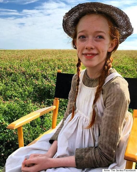The New 'Anne Of Green Gables' On CBC Is Super Dark,