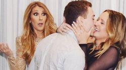 This Is How Céline Dion Reacts When Her Fans Get