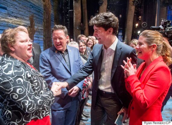 Trudeau Attends 'Come From Away' On Broadway With Power Crowd, Including Ivanka
