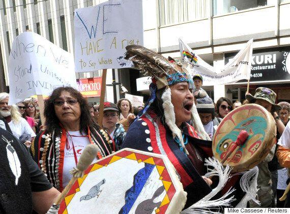 Together, First Nations Defeated Enbridge. Kinder Morgan's