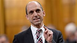 Blaney: Dismantle Reserves To Help First Nations Become 'Fully'