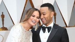 John Legend On How He Helped Chrissy Teigen Deal With Postpartum