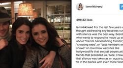 Nikki Reed And Nina Dobrev Squash Those Rumours For
