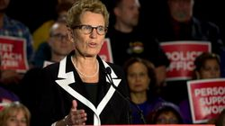 Wynne Refuses To Take Stand On Divisive Cop