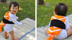 13 DIY Halloween Baby Costumes That Are Killing Us With