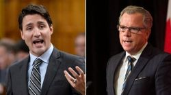 Brad Wall, PM Duke It Out Over Carbon Tax On