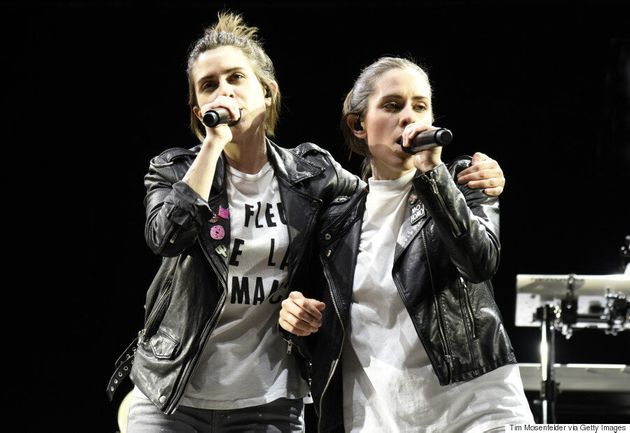 Tegan And Sara Slam Juno Awards Over Lack Of Female
