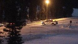 Avalanche Closes Highway 1 Near B.C.-Alberta