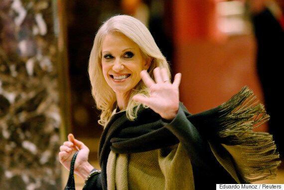 Trump Adviser Kellyanne Conway Says Trudeau To Visit 'Next