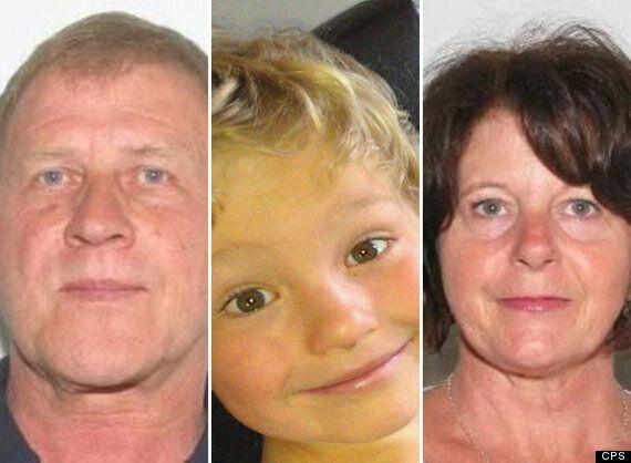 Douglas Garland Trial: Court Shown Aerial Photos Of Bodies Near Burn