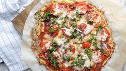 How To Make Prosciutto And Arugula Cauliflower-Crust