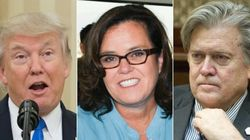Rosie O'Donnell Volunteers To Play Steve Bannon On