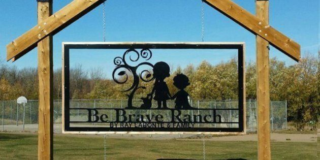 The Be Brave Ranch Helps Survivors Of Child Sexual
