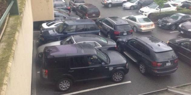 Richmond Parking Fails Documented On Facebook Page