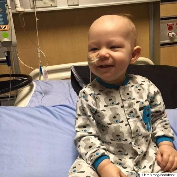Alberta Dad Gets Political After Toddler With Cancer Exposed To