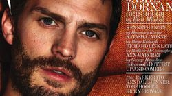 'Fifty Shades Of Grey' Star Strips Down To His