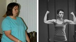 Fed Up With Feeling Sick And Tired, This Woman Lost 168