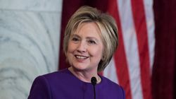 Hillary Clinton Says She's Still Convinced The Future Is