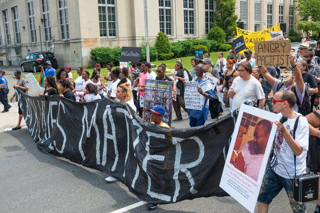 Black Lives Matter Toronto Just Can't Avoid Bad