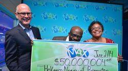 Toronto Couple Loses $50 Million Lotto Ticket, Then This
