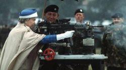 10 Badass Moments From Queen Elizabeth II's Lifetime So