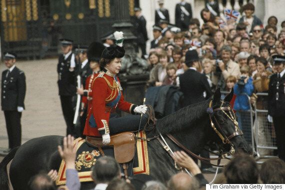 10 Badass Moments From Queen Elizabeth II's Lifetime So