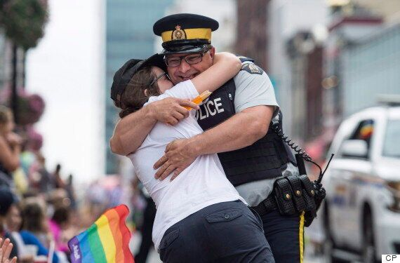 Halifax Police Won't March In Pride Parade Due To 'National