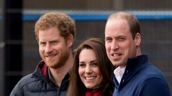 Prince Harry Leaves Will And Kate In The Dust At Charity