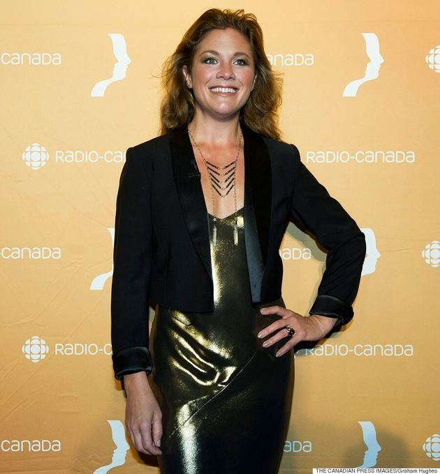 Sophie Grégoire Trudeau Shares Her Former Struggle With