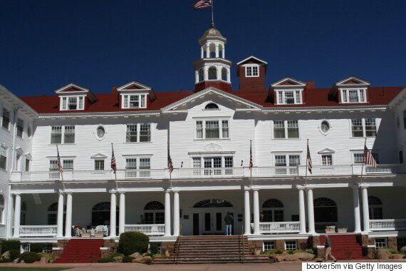 Stanley Hotel Guest May Have Captured Photo Of