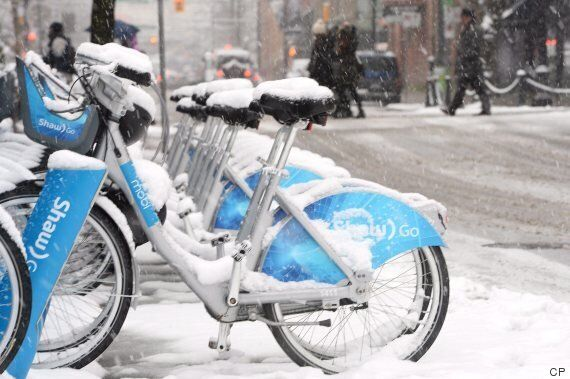 Vancouver Snow: Snowfall Records Smashed Across