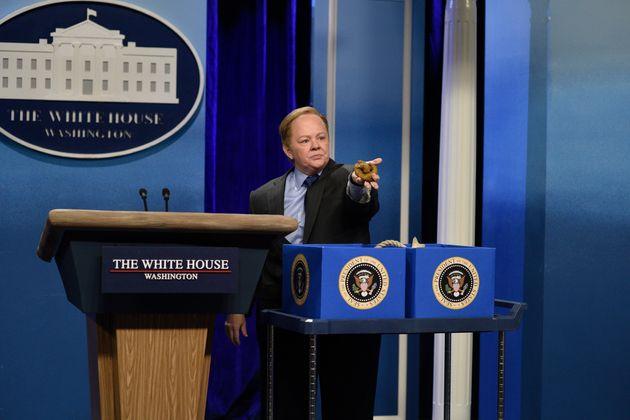 Should We Feel Sorry For Trump Press Secretary Sean