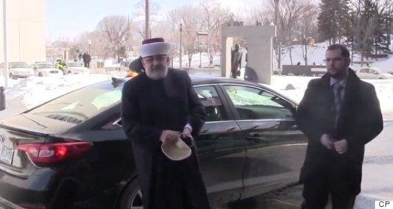 J.K. Rowling Praises Quebec Imam's 'Extraordinary' Eulogy To Mosque Shooting