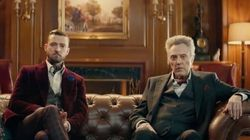 Justin Timberlake And Christopher Walken Are The New