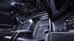 Rolls Royce Phantom VII's Starry Sky Is The Trippiest Car Feature