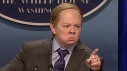 Melissa McCarthy Couldn't Be Funnier As Sean Spicer On