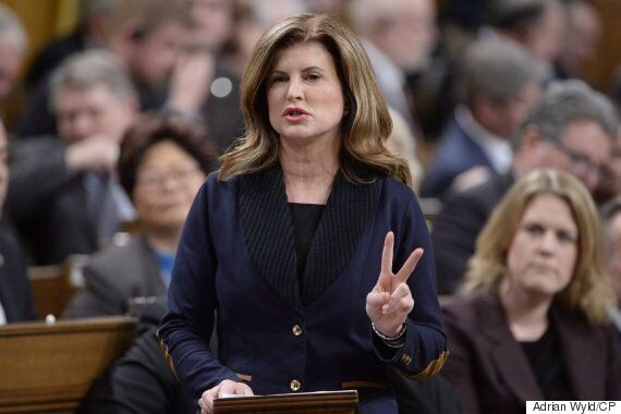 Rona Ambrose Stayed On Billionaire's Yacht While Tories Attacked PM's