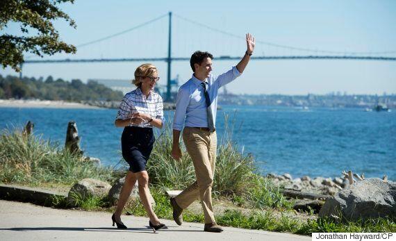 Trudeau Liberals Spent $700K Targeting 4 B.C. Ridings In 2015