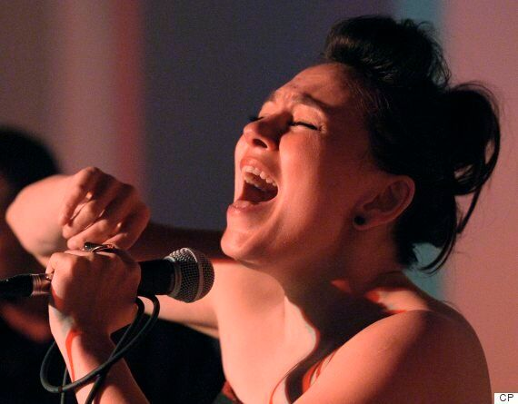 Tanya Tagaq's Facebook Account Suspended Over Sealskin Coat
