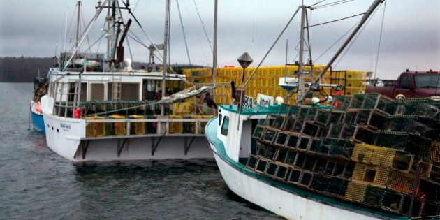 Nova Scotia, P.E.I. Lobster Fisheries Shut