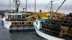 Maritime Lobster Fisheries Shut