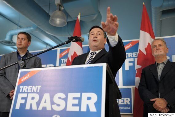 Jason Kenney's Riding Association Shared $183K With Needy Tory