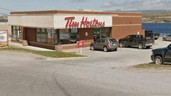 Tim Hortons-Loving Truckers Endanger Nfld.