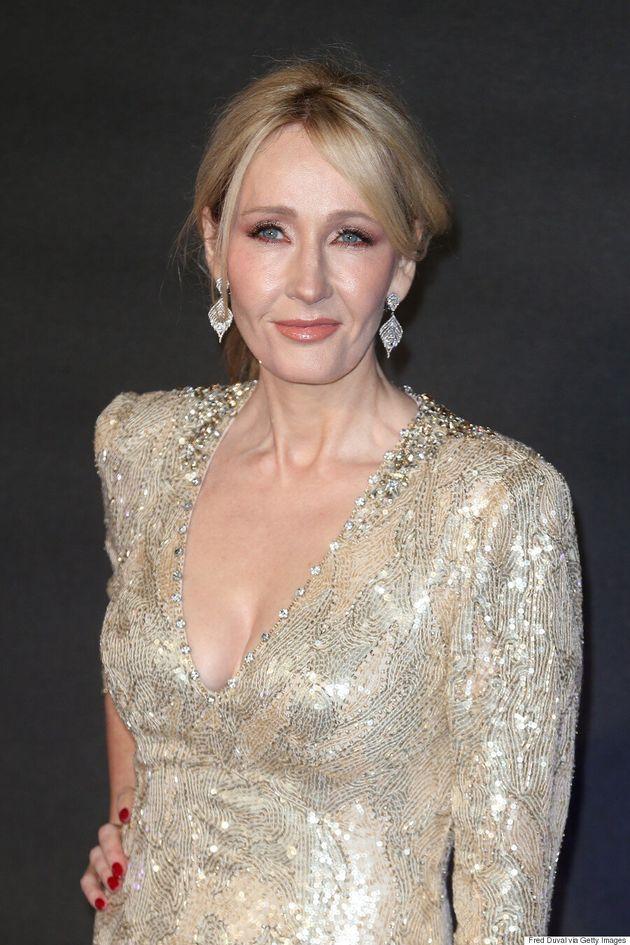 J.K. Rowling Destroys Twitter Trolls Who Burned Her Harry Potter